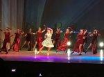 Танцевальный коллектив 35-й школы представил спектакль
