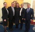 Состоялось расширенное заседание Палаты депутатов СПРАВЕДЛИВОЙ РОССИИ