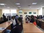 Ирина Чиркова провела урок парламентаризма в Северном (Арктическом) федеральном университете имени М.В. Ломоносова