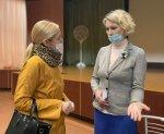 Ирина Чиркова о реорганизации поликлиники 1-й горбольницы в Цигломени